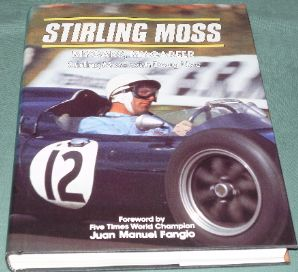 STIRLING MOSS - My Cars My Career.